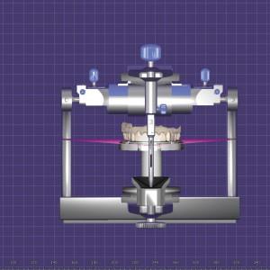 Fig. 15 Virtual articulator.